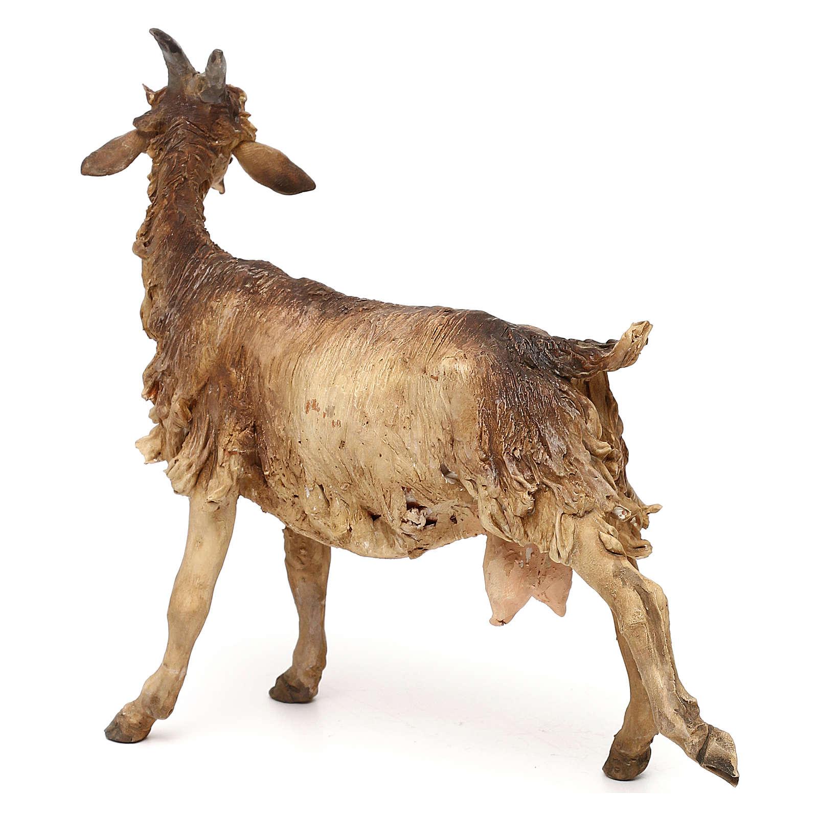 Cabra para belén de 30 cm Angela Tripi 4