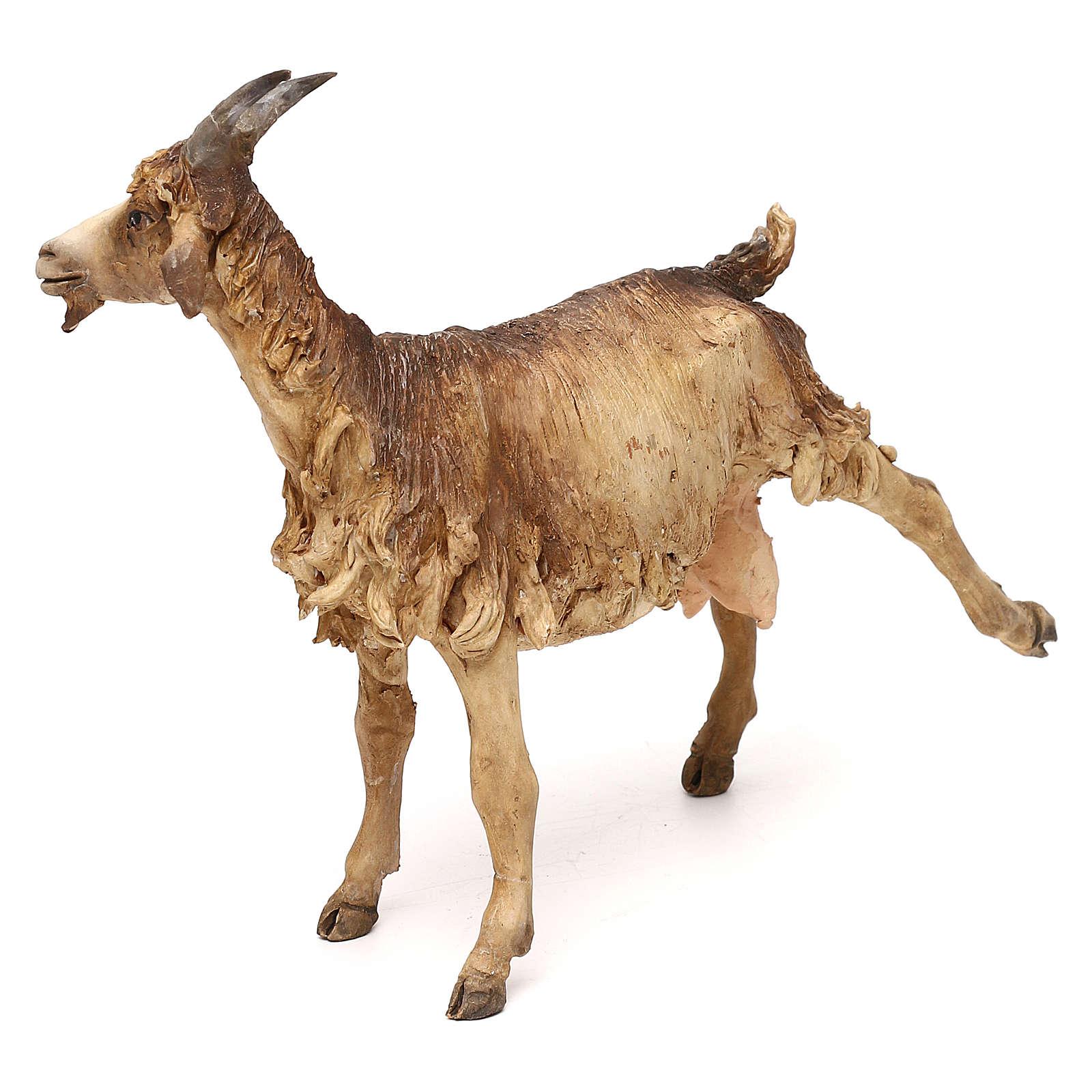 Chèvre pour crèche de 30 cm Angela Tripi 4