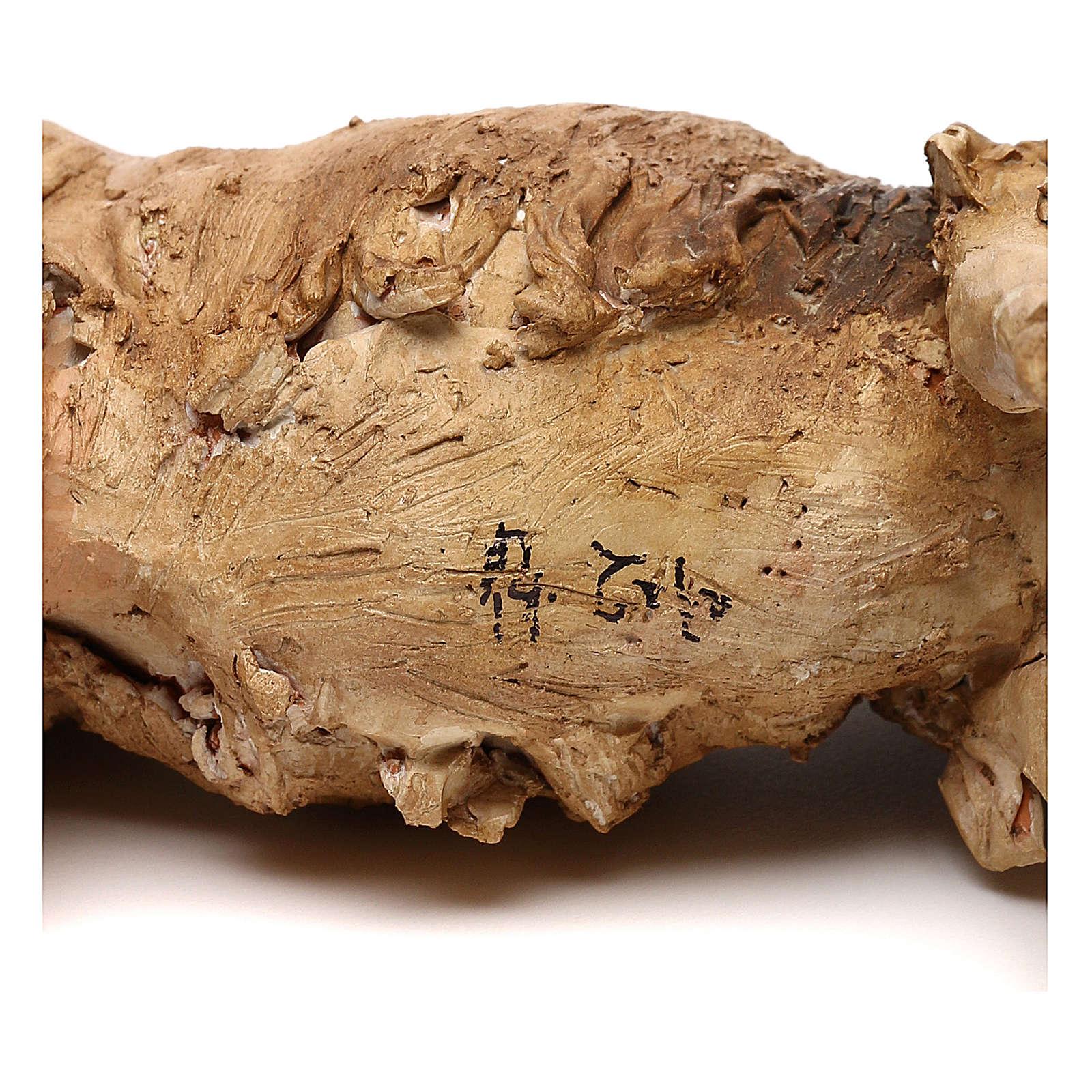 Capra per presepe da 30 cm Angela Tripi 4
