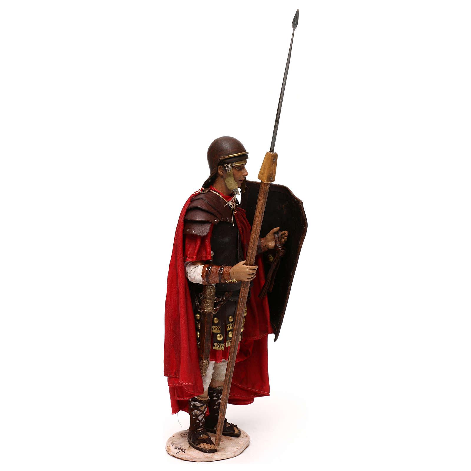 Soldato in piedi 30 cm presepe Tripi 4