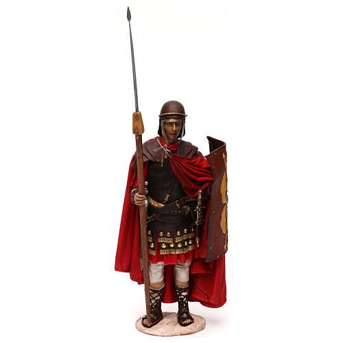 Soldato in piedi 30 cm presepe Tripi 1