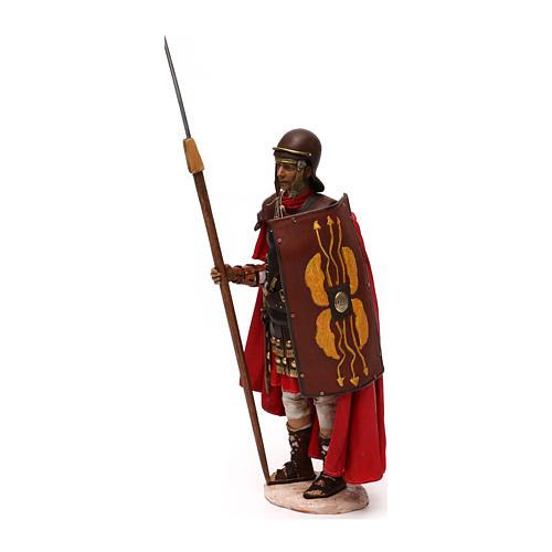 Soldato in piedi 30 cm presepe Tripi 3