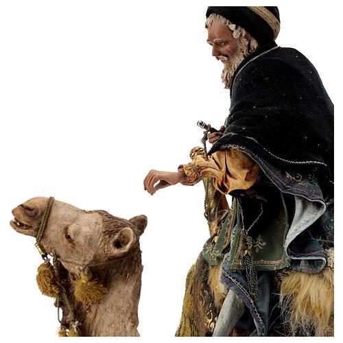 Mago con camello Angela Tripi 30 cm 8