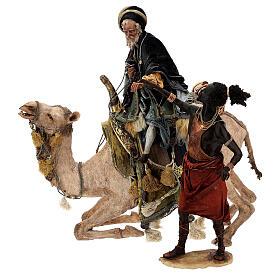 Magi on camel, Angela Tripi 30 cm s1