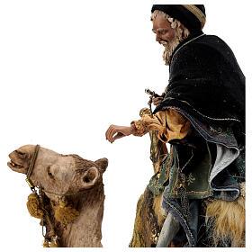 Magi on camel, Angela Tripi 30 cm s8