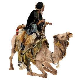 Magi on camel, Angela Tripi 30 cm s10