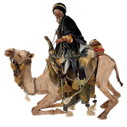 Magi on camel, Angela Tripi 30 cm 5