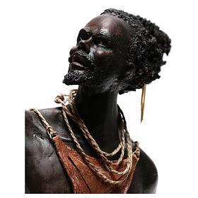 Slave with naked torso, 30 cm Tripi Nativity Scene s2
