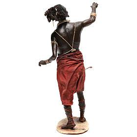 Slave with naked torso, 30 cm Tripi Nativity Scene s6