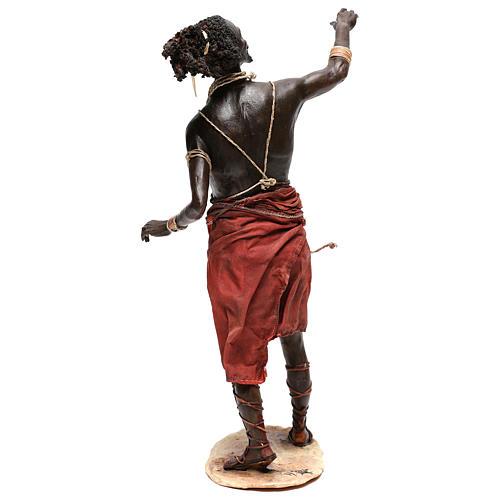 Slave with naked torso, 30 cm Tripi Nativity Scene 6
