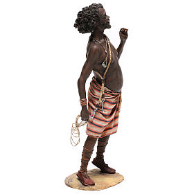 Slave with rope, 30 cm Tripi Nativity Scene s5