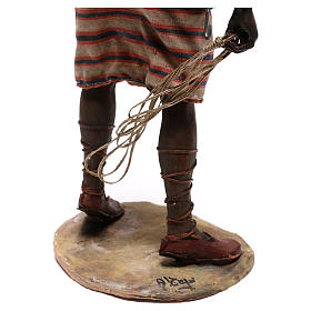 Slave with rope, 30 cm Tripi Nativity Scene s10