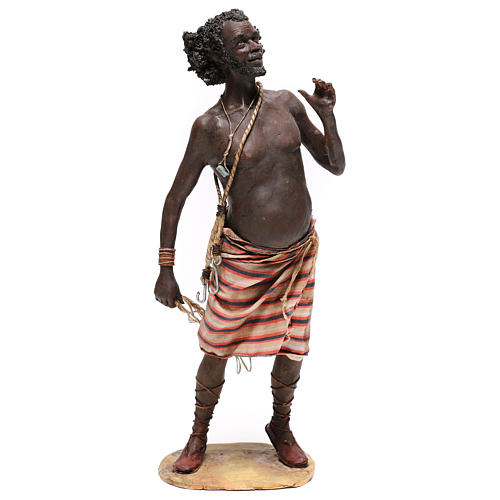 Slave with rope, 30 cm Tripi Nativity Scene 1