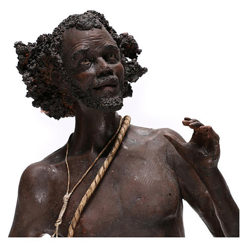 Slave with rope, 30 cm Tripi Nativity Scene 2