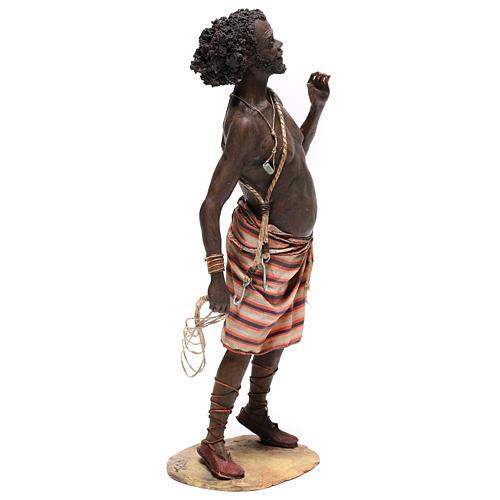 Slave with rope, 30 cm Tripi Nativity Scene 5