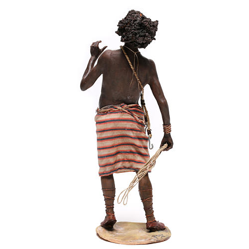 Slave with rope, 30 cm Tripi Nativity Scene 8