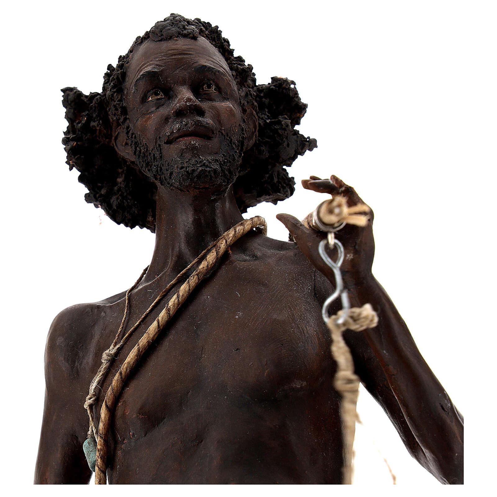 Esclavo con balanza 30 cm Tripi 4