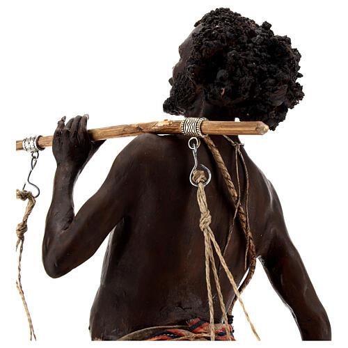 Esclavo con balanza 30 cm Tripi 6