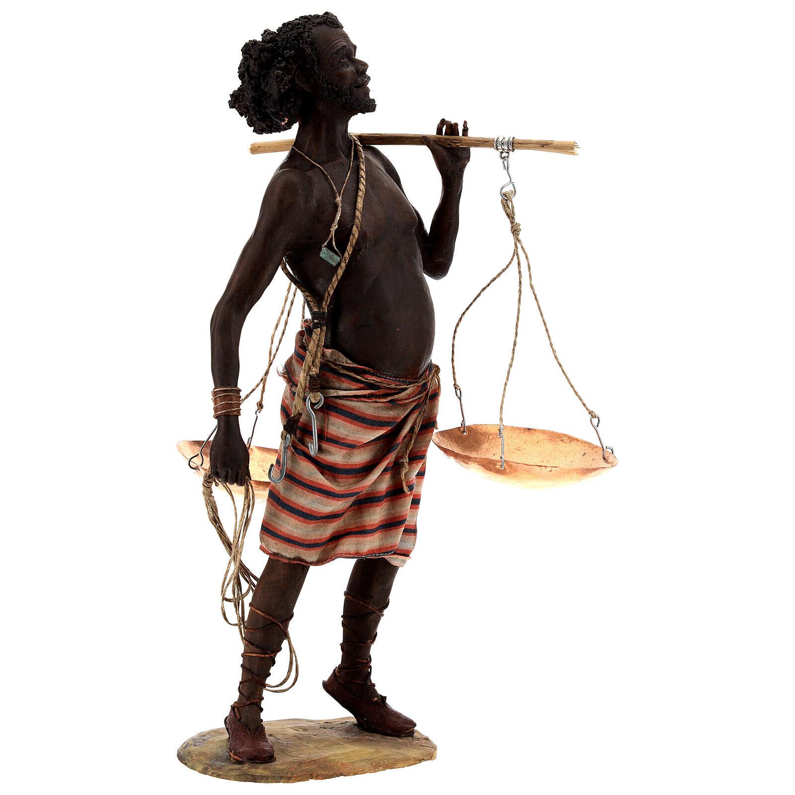 Esclave avec balance crèche Tripi 30 cm 4