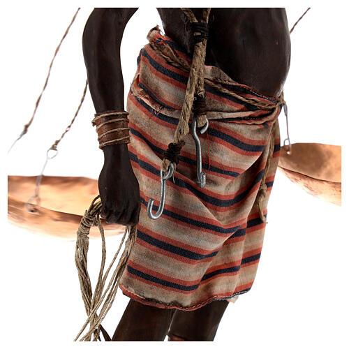 Esclave avec balance crèche Tripi 30 cm 8