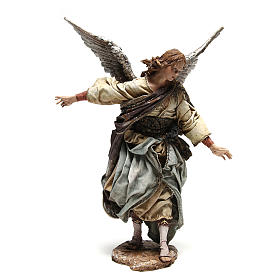 Standing angel statue, 30 cm Angela Tripi Nativity Scene s3