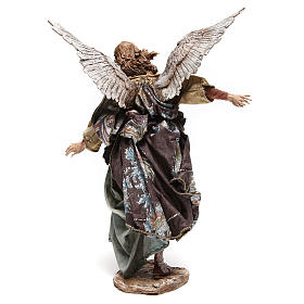Standing angel statue, 30 cm Angela Tripi Nativity Scene s10