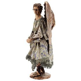 Standing angel statue, 30 cm Angela Tripi Nativity Scene s6