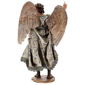 Standing angel statue, 30 cm Angela Tripi Nativity Scene s10