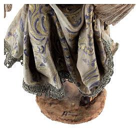 Standing angel statue, 30 cm Angela Tripi Nativity Scene s11