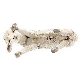 Lamb, 30 cm Angela Tripi Nativity Scene figurine s5