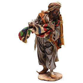 Rug merchant figurine, 30 cm Angela Tripi s5