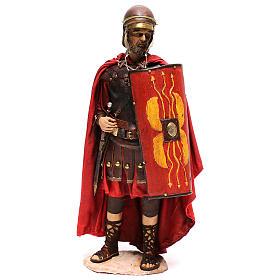 Standing Roman soldier, 30 cm Angela Tripi Nativity figurine s1
