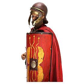 Standing Roman soldier, 30 cm Angela Tripi Nativity figurine s6