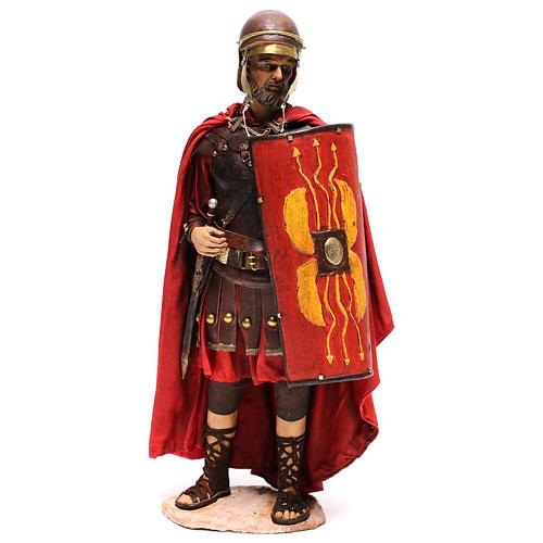 Soldado romano de pie 30 cm Angela Tripi 1