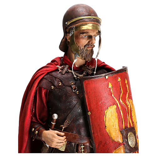 Soldado romano de pie 30 cm Angela Tripi 2