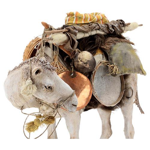 Camello de pie con carga 40 cm Angela Tripi 7