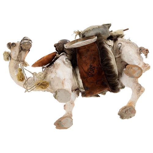 Camello de pie con carga 40 cm Angela Tripi 14