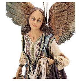 Pareja Ángeles Gloria 30 cm Angela Tripi s5