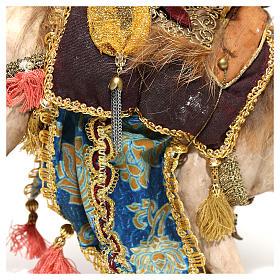 Rey mago que desmonta del camello 18 cm A. Tripi s10