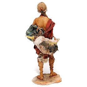Voyageur debout 18 cm Angela Tripi s5
