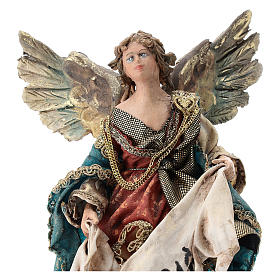 Ange Gloire à suspendre 13 cm Angela Tripi s2