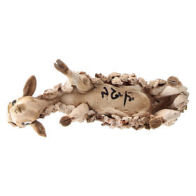 Pecorella chinata 13 cm Angela Tripi s5