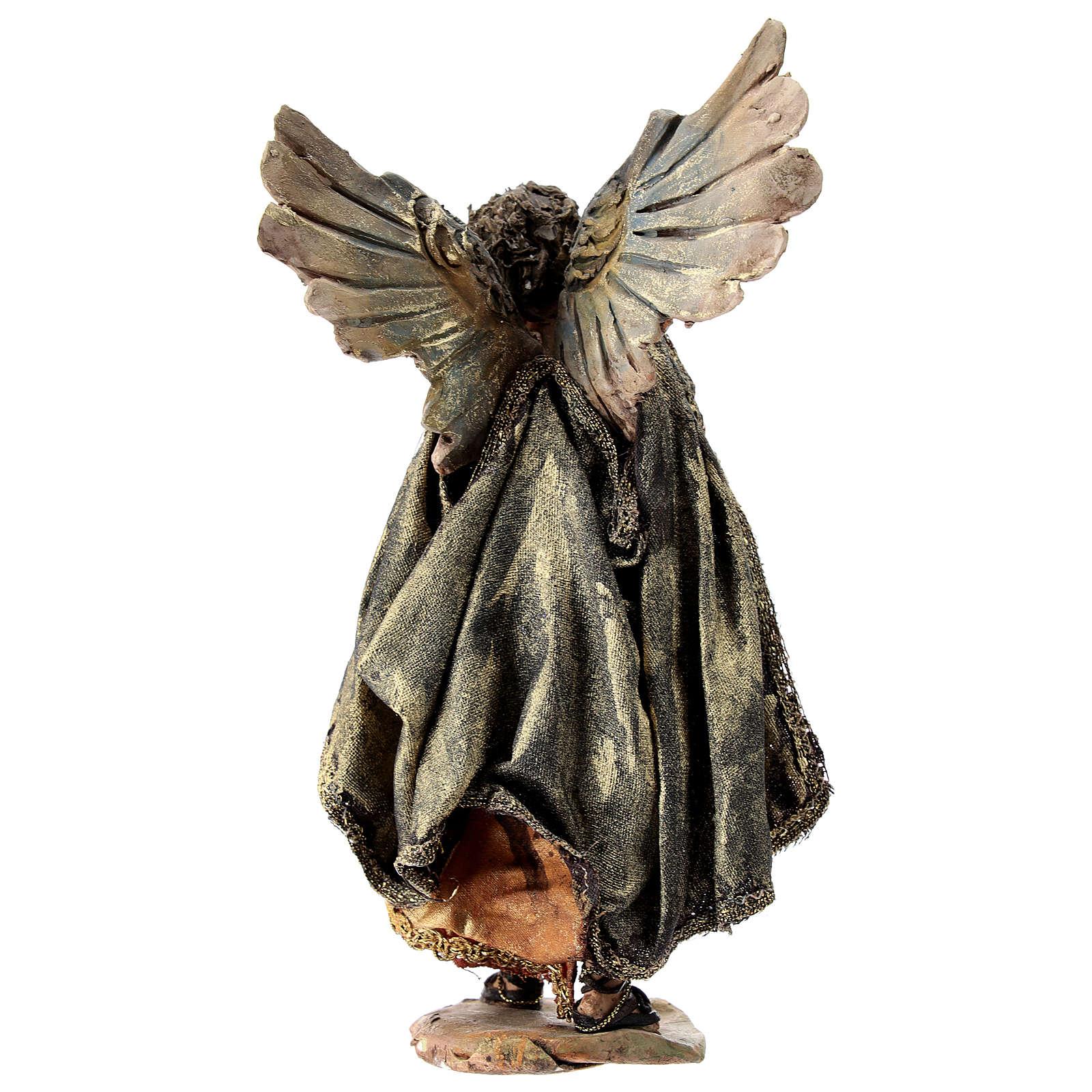 Ángel Anuncio de pie 13 cm Angela Tripi 4