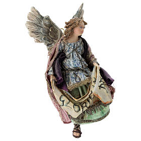 Ángel Gloria Deo 13 cm Angela Tripi s4
