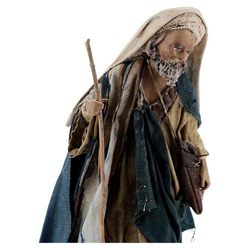 Pastore con gregge 13 cm creazione Angela Tripi 2