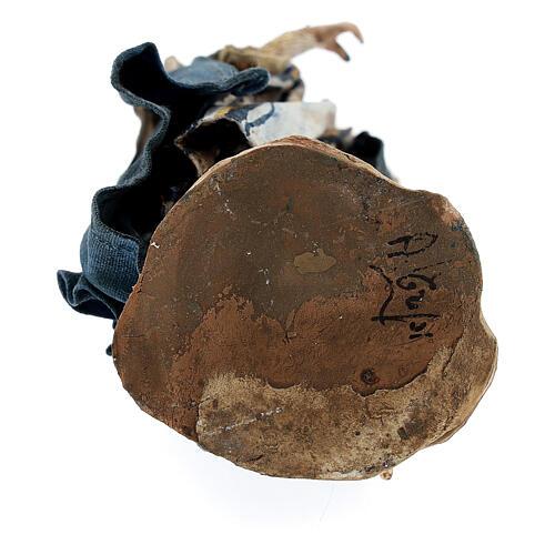 Pastore con gregge 13 cm creazione Angela Tripi 11