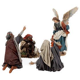 Escena: Anunciación a los Pastores 30 cm - Angela Tripi s1