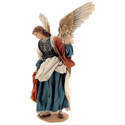 Escena: Anunciación a los Pastores 30 cm - Angela Tripi 12