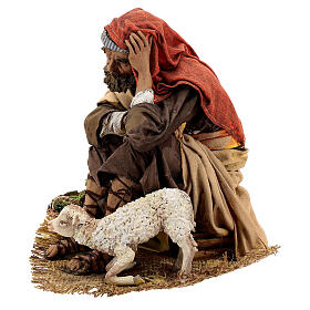 Scene: Announcement to the Shepherds, 30 cm - Angela Tripi s15