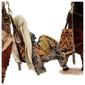 Scena Regina di Saba 30 cm Angela Tripi s16